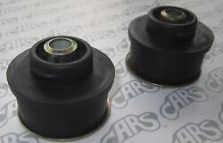 1977-1988 Gm Radiator Core Support And Frame Bushings | Pair | Oem 348080