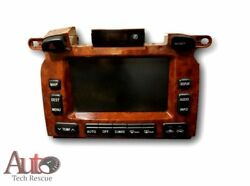 2004-2007 Toyota Highlander Navigation and Climate Control - CORE REQUIRED