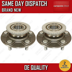 x2 FIT FOR A NISSAN PRIMERA P12 MK3 REAR WHEEL BEARING 2002-ONWARDS *NEW*