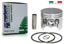 Meteor Piston Kit For Stihl 038 Magnum Ms380 Ms381 52mm With Caber Rings Italy