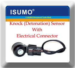 22060-7b000 Knock Sensor With Electrical Connector Fitsmercury Nissan