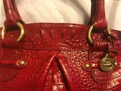Near perfect condition authentic Brahmin bag. $225.00