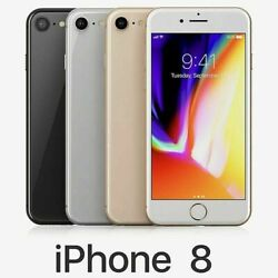 Apple Iphone 8 64gb 4g Lte T-mobile/ Ultra/ Metro/ Mint Smartphone A