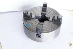 New Sca Sweden 10 4-jaw Lathe Chuck Direct Mount L-0 L0 Colchester