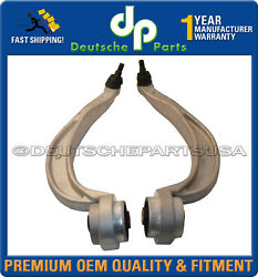 Audi A4 A5 Quattro Q5 Rs5 Front Lower Control Arm Ball Joints Lh + Rh Set Of 2