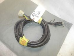 MERCURY 20' ENGINE CONTROL CABLE  OUTBOARD BOAT MOTOR (BB)