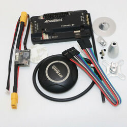 Ardupilot Mega Apm2.8 Flight Controller Board With Gps For Fpv Rc