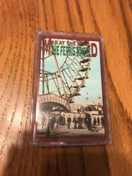 Mad At The World The Ferris Wheel Rare Vintage Cassette Ships N 24h