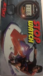 Stop Watch Jet Ski Watercraft Vhs Wide World Of Watercraft-tested-rare-ship N 24