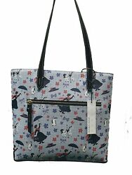 Disney Mary Poppins Tote Bag by Dooney & Bourke New with Tags
