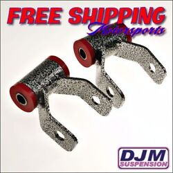 Universal Lifting Shackle For 2.5 Wide Leaf Springs