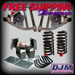 1968 - 1972 Chevy/gmc C-10 W/2.25 Wide Rear Leaf Springs/drum Brakes Only