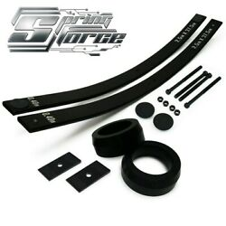For 92-99 Chevy Suburban 1500 2500 2.5 Full Lift Kit Add-a-leaf Shims 2wd
