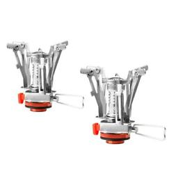 Etekcity Ultralight Portable Mini Outdoor Backpacking Camping Stoves with...