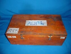084000358A 08-40-000359 A Manual Squism Height Gauge Master
