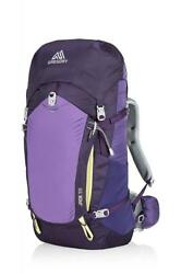 Gregory Mountain Products Jade 33 Liter Women's Day Hiking Backpack  Hikes...