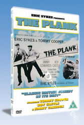 The Plank NEW PAL Classic DVD Eric Sykes Tommy Cooper $23.99