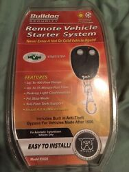BULLDOG SECURITY REMOTE STARTER RS82B