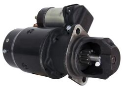 New Starter For John Deere Industrial Tractor 302 310 310a 310b 350c 401 Usa