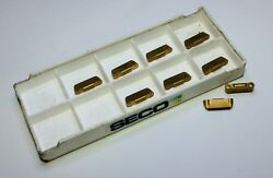 Seco Turning Inserts, Lcmf1303m0-0300-mp, Cp500 Lot Of 9