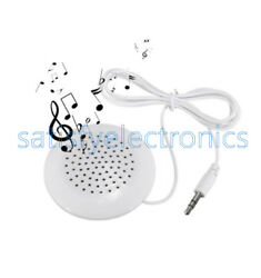 1PCS Portable 3.5mm Pillow Speaker For MP3 MP4 CD Player iPod Phone