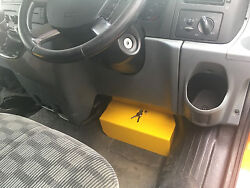 Ford Transit Mk7 Anti Theft Security Pedal Lock For All Manual Models 2006-2014