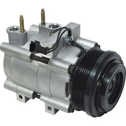 Ford Crown Vic Lincoln Town Car Mercury 2006 to 2011 NEW AC Compressor CO 10906C