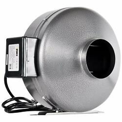 IPower 4 Inch 190 CFM Inline Duct Ventilation Fan HVAC Exhaust Blower For Grow