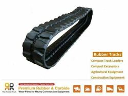 Rubber Track 400x72.5x76 Made For Daewoo Solar 55-3 Mini Excavator