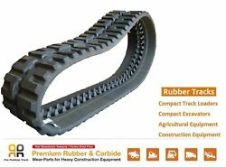 Rubber Track 450x86x56 Made For Cat 289c2 289d Ihi Cl45 Gehl Rt210 Skids Steer