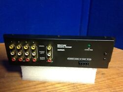 Xantech RS41AV Infrared Remote-Controlled AV Switcher