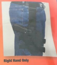 TACTICAL LEG Thigh HOLSTER fits Most Large Frame Autos - Bulldog Extreme WTAC-8R