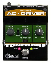 Radial Engineering Tonebone AC Driver - Acoustic Instrument Preamp
