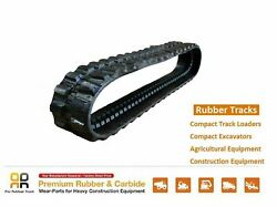 Rubber Track 320x54x90 Made For Bobcat 320 335 430zhs Zts X430 Mini Excavator