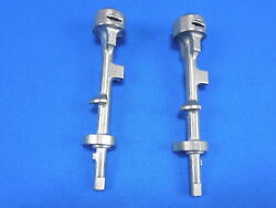 Two 898ab 2000-2004 Toyota Avalon Ignition Lock Cylinder Barrel Replacement Rods