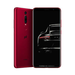 NEW Huawei Mate RS Porsche Design L00 (256512GB) - Unlocked GSM - Red Black