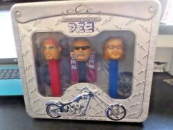 Orange County Choppers Pez Collector Set New In Sealed Box