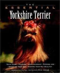 ESSENTIAL YORKSHIRE TERRIER by Howell Book House (1999 Paperback)