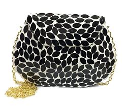 Mirror Metal Bag Ethnic Clutches Party Bag for WomenGirl Wallet Vintage Purses