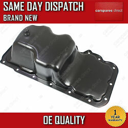 FORD FOCUS MK1 1.82.0 ST170 RS 16V ZETEC STEEL OIL SUMP PAN 1 YEAR WARRANTY