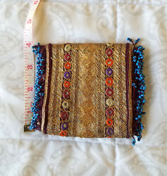 Afghanistan Hand Embroidered Koochie Nomad Wallet Nmk120
