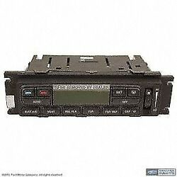 Motorcraft CCM11 Electronic Climate Control Module