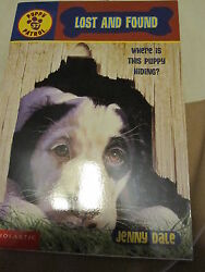 Puppy Patrol #37 ~ Lost and Found ~ Terrier Mix Dog