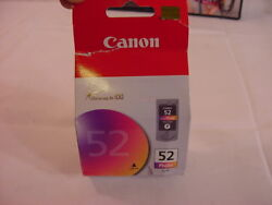 2 New Sealed Genuine Canon Bci-24 Multi Pack - 4 Cartridges Black Color