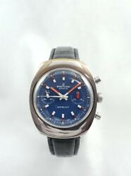 Breitling Sprint Chronograph Steel Manual Winding Ref. 2051. Circa 1970and039s