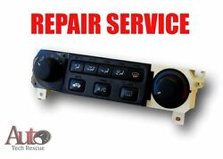 1998-2000 Honda Accord Manual Climate Control REPAIR