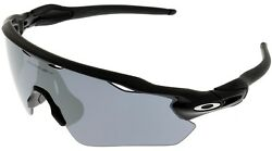 Oakley Sunglasses Radar Ev Path Men Black Iridium Wrap OO9208 920801 $179.00