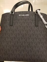New Michael Kors Purse MK Monogram Handbag Morgan Bag Designer Purse