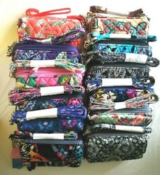 Vera Bradley All in One Crossbody For iPhone 6 Choose Pattern Free Shipping $29.88