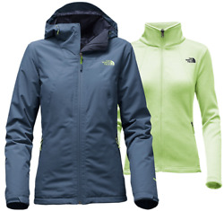 NEW! The North Face Womens High And Dry Tri Climate Jacket VARIETY MSRP $260 H41